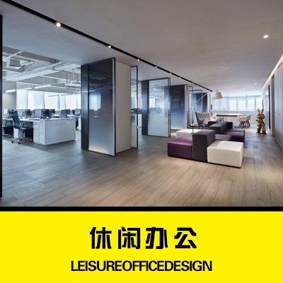 室内效果图设计店招办公装修效果图装修设计展厅外观3d效果图