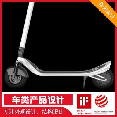 电动车平衡车独轮车外观设计结构设计工业设计产品设计车类设计