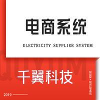 电商平台系统B2BB2C多用户商城三级分销系统网站 app 定制
