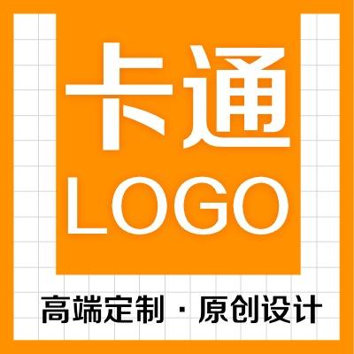 企业公司品牌logo设计科技图标卡通餐饮标志商标LOGO设计