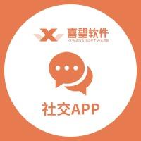 社交app/短视频语音交友/直播/类似面具公园app成品开发