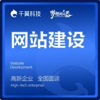 网站定制P2P理财金融网站建设众筹复利系统 开发 投资分红