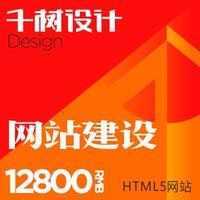 企业 网站 建设高端大气科技感品牌官网 定制 建设网页UI设计