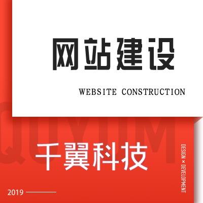 企业网站建设移动PC官网网页制作P2P网站H5 行业 模板 开发