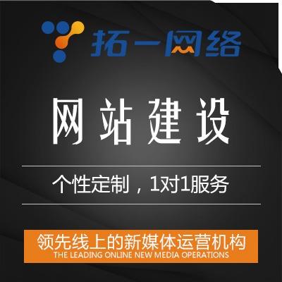 【会员版网站】三合一网站定制 企业网站 模板网站 仿站建站