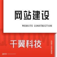 企业网站建设教育社交医疗h5自适应官网设计商城公司网站开发