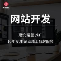 企业 网站 建设公司 网站 定制H5自适应 网站 开发品牌高端官网建设
