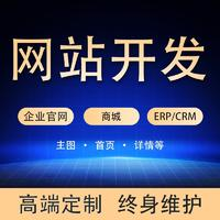 ERP管理系统进销存管理软件开发商业OA企业管理系统网站建设