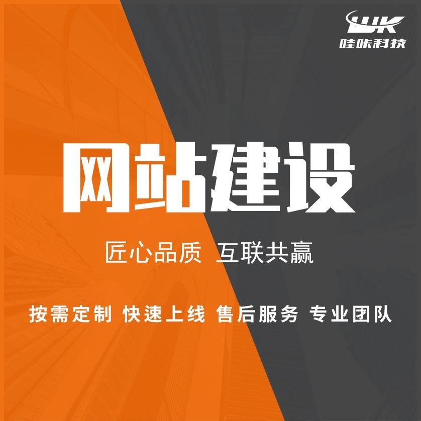 网站建设web前端开发vue网站设计制作企业官网定制开发建站