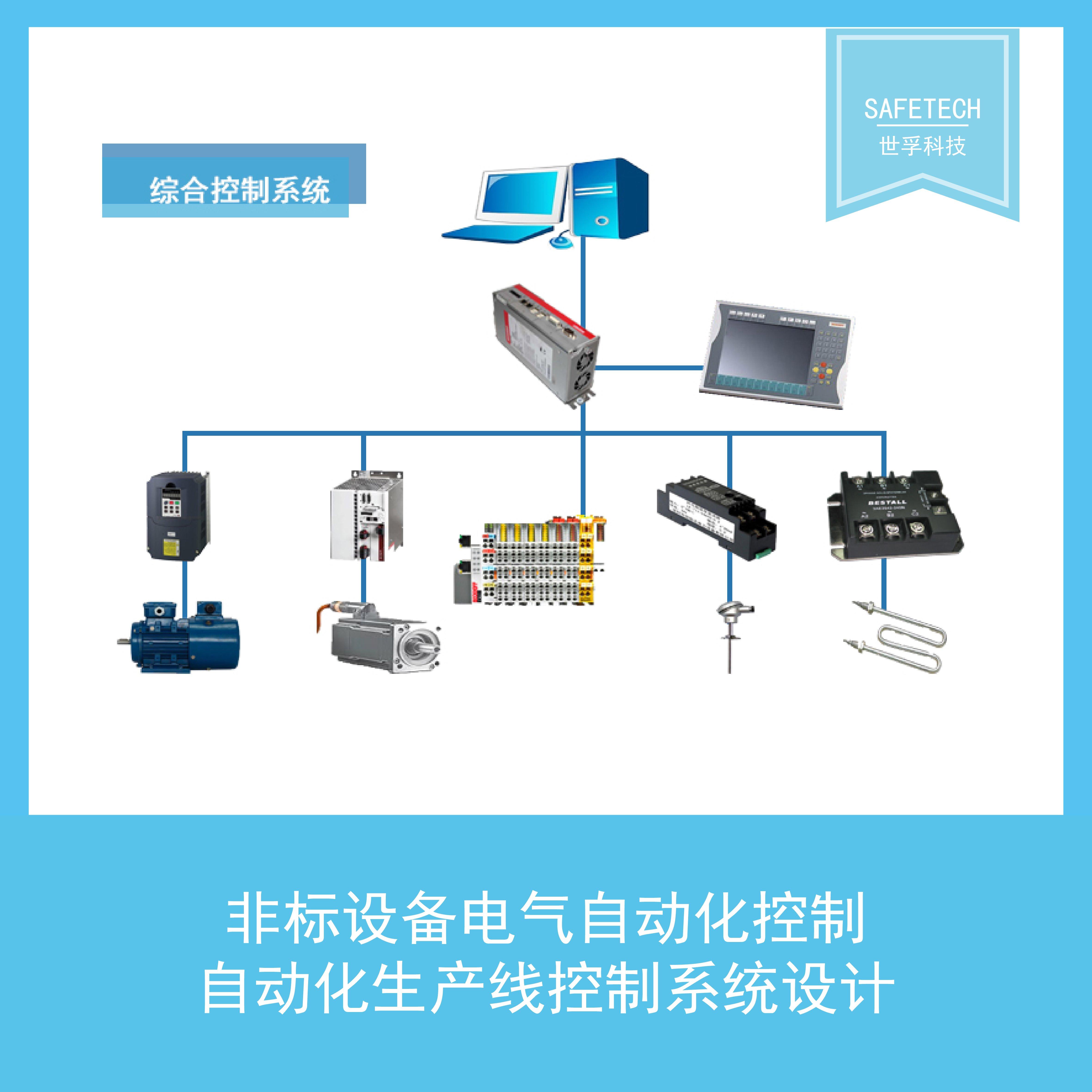 非标自动化设备开发/自动化生产线/电气自动化控制系统设计