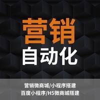 营销自动化-微商城微官网小程序搭建