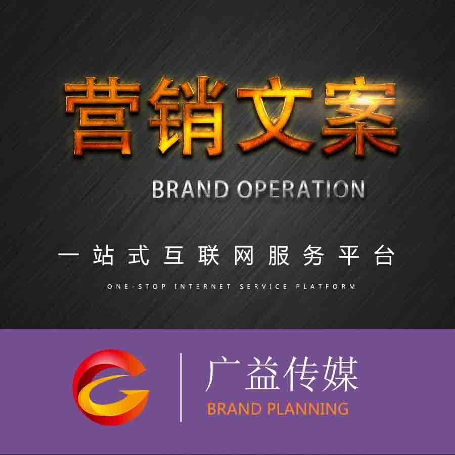 品牌软营销文案策划整合营销网络媒体企业营销发布方案口碑传播