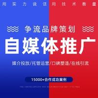新自媒体搜狐号百度百家号天天快报一点资讯代运营游戏 营销 推广