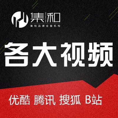 优酷腾讯爱奇艺搜狐秒拍新浪B站火山小视频粉丝通推广