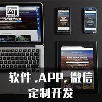软件开发/APP开发/企业管理软件/微信开发/小程序开发
