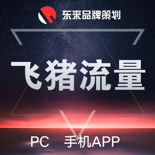 飞猪推广飞猪网店店铺飞猪手机APP无线流量运营优化搜索排名