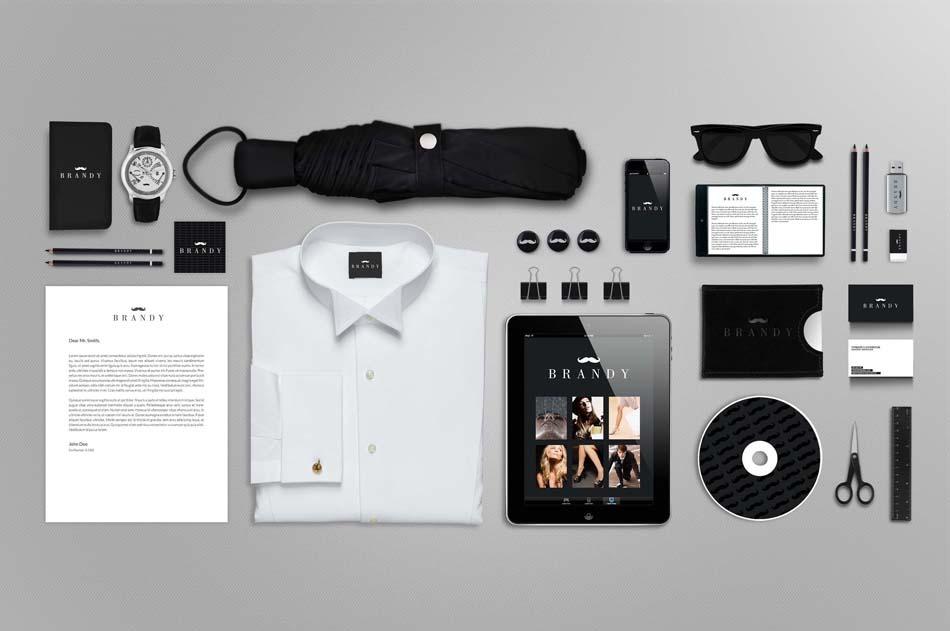 品牌LOGO 品牌VI设计(价格为补差价)