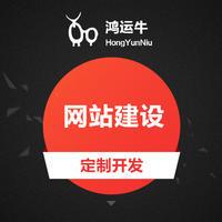 网站定制开发企业网站建设网页设计网站开发PHP定制开发