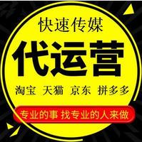 【助力双11】淘宝天猫代运营京东拼多多店铺托管整店代运营托管