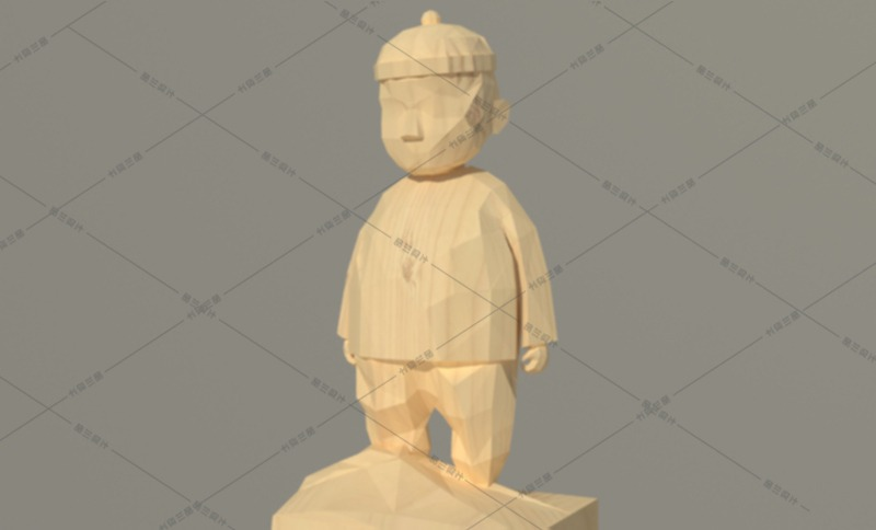产品建模雕塑建模雕刻外观效果图建模艺术品建模切面建模