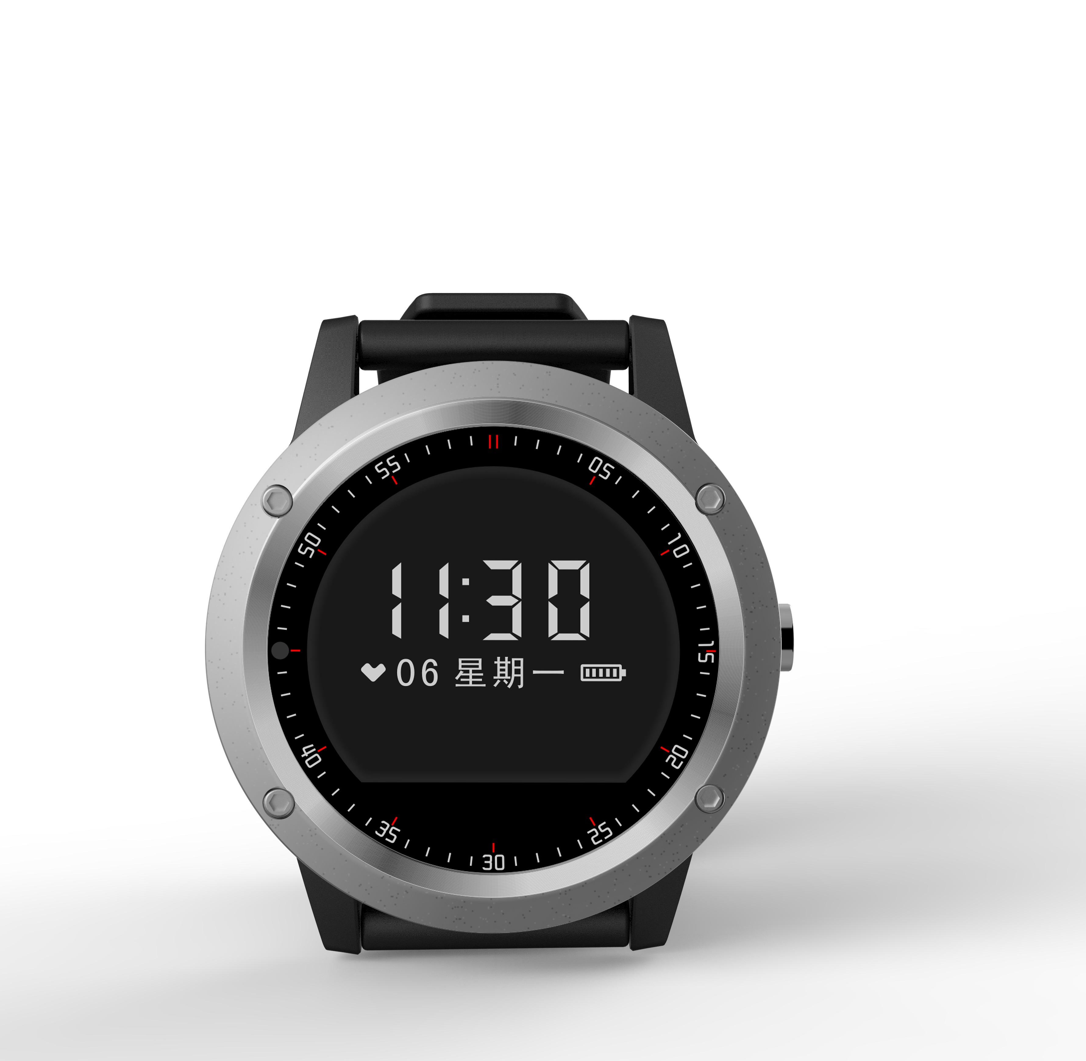 智能定位手表工业设计