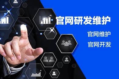 企业官网开发维护 官网维护 官网开发