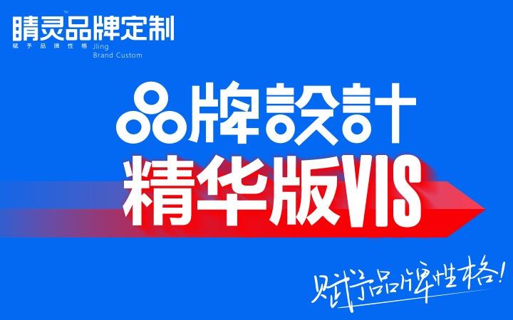 【睛灵品牌】 品牌 设计  VI设计  VI 定制品电子家电民营医院 vi
