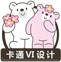 七戒动漫IP卡通形象品牌VI图库style guide设计