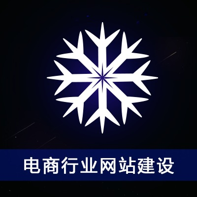 电子商务公司企业官网网站建设制作定制开发设计改版