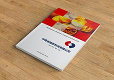 中青金融街科技企业宣传册设计