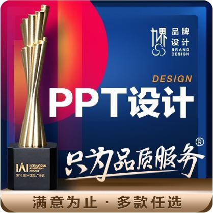 【真性价比】PPT设计ppt制作PPT美化演示汇报路演招商课