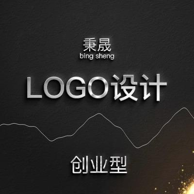 公司企业品牌餐饮科技门店logo设计标志平面食品包装图文设计