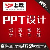ppt设计PPT制作美化工作总结路演招商PPT策划PPT定制