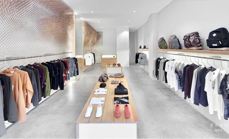 服装店  品牌连锁 商场服装店 服装店铺设计