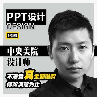 PPT策划制作美化企业代做PPT课件汇报路演设计动画定制融资