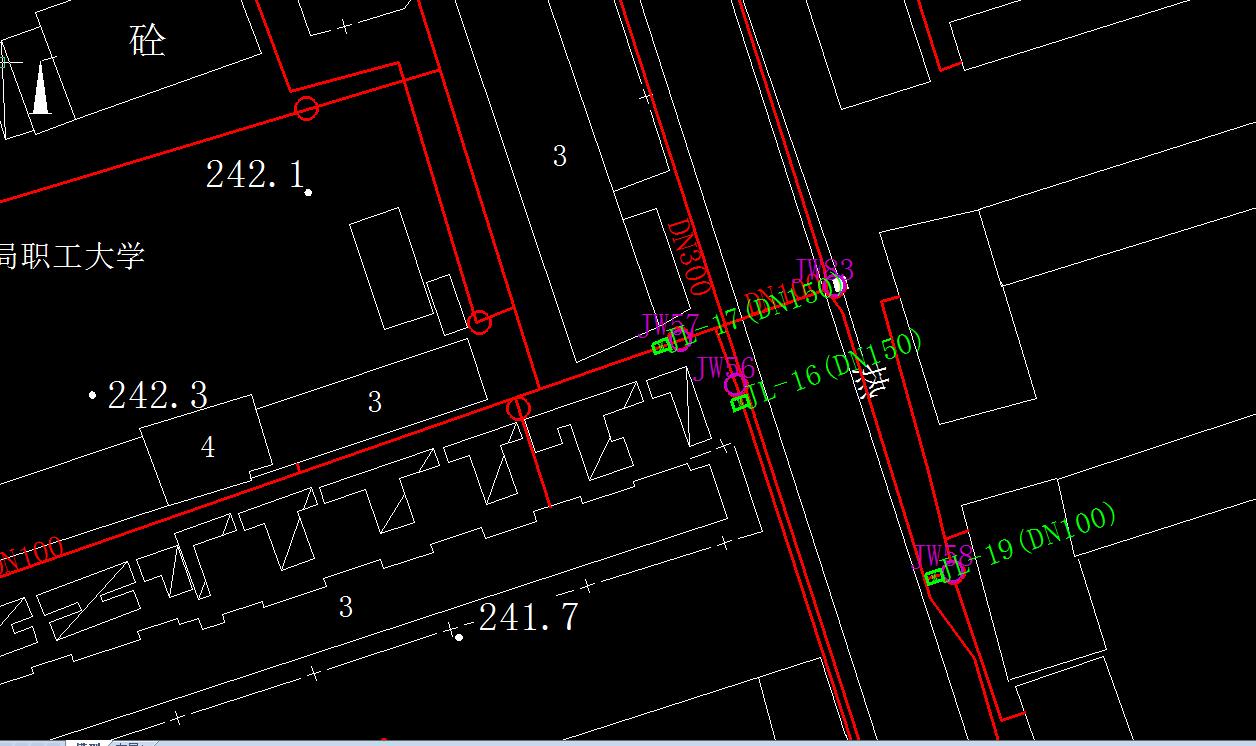 我需要从CAD图像中v图像坐标图纸并转换为经图纸隧道审核图片