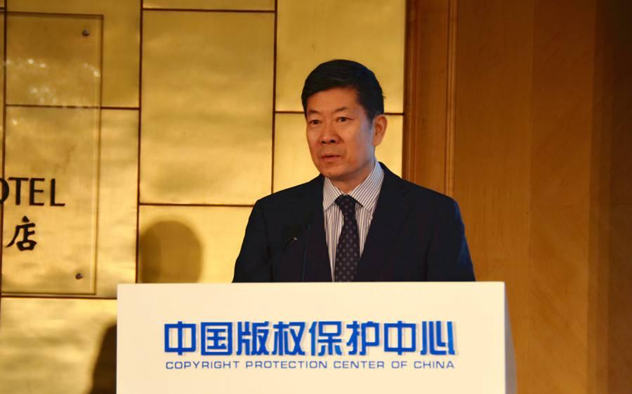 中国版权保护达到国际标准