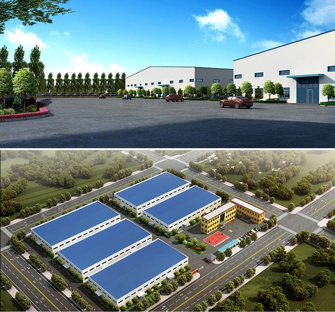 厂区规划效果图厂区绿化景观效果图厂区设计效果图厂区大门效果图