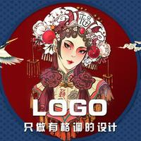 logo商标设计原创公司企业品牌图标标志字体动态卡通英文策划