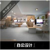 办公室设计,个性办公室设计,工业风办公室设计,