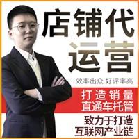网店代运营天猫淘宝京东拼多多代运营直播带货整店托管电商代运营