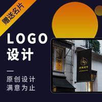 企业LOGO设计|商标卡通图文标志品牌LOGO|商标版权注册