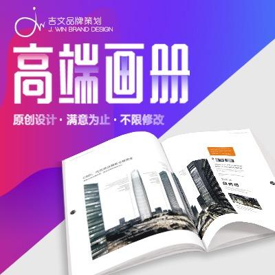 总监公司形象画册 设计 企业宣传册 产品 宣传品 画册 海报折页