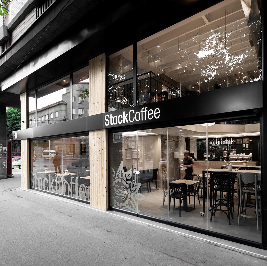 咖啡店装修设计软装搭配家具陈列展示整体装修效果图施工图制作