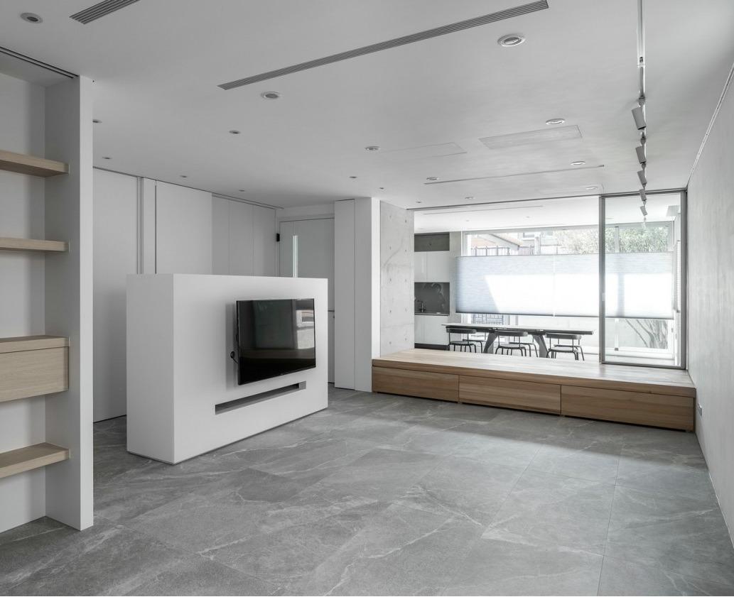 室内设计整体装修大平层设计空间设计室内装修家装服务效果图制作