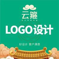 IT工业电商农业教育LOGO卡通徽标图文商标标志logo设计