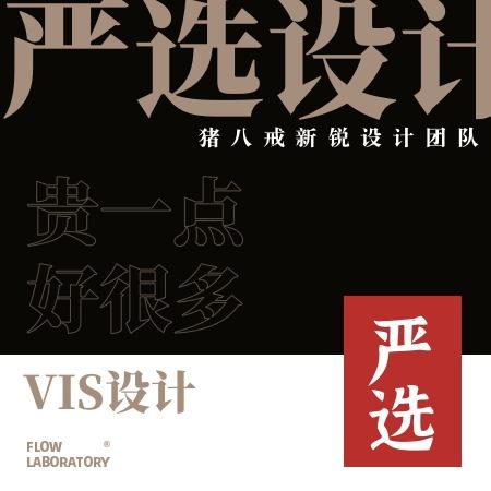 VI设计 全套办公用品办公环境工作服装广告品牌 VI 系统 设计
