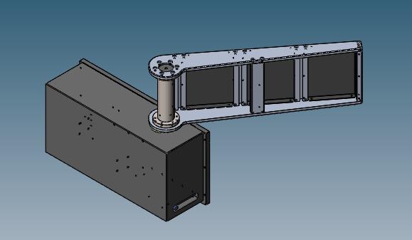 物流分拣摆臂机械设计