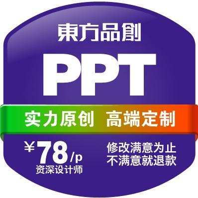 ppt设计制作美化优化商业演讲汇报课件发布会BP定制招商路演