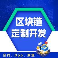 区块链 技术解决方案dapp钱包区块浏览器智能合约公链量化交易